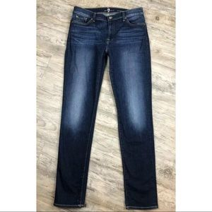7 for All Mankind Roxanne Skinny Jeans ~Size 31~